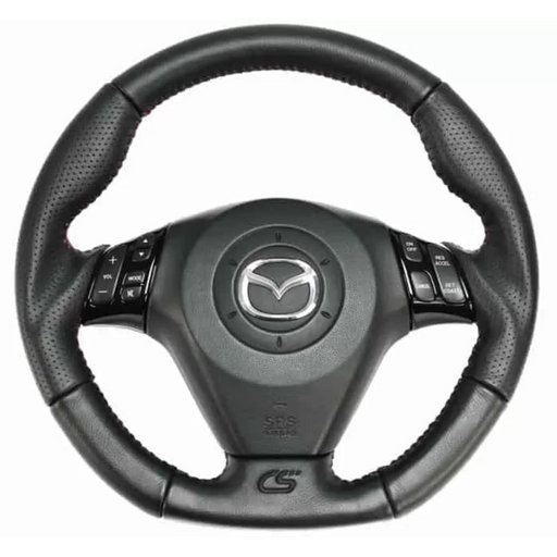 Corksport 2007-2009 Mazdaspeed 3 and 2004-2009 Mazda 3 Steering Wheel