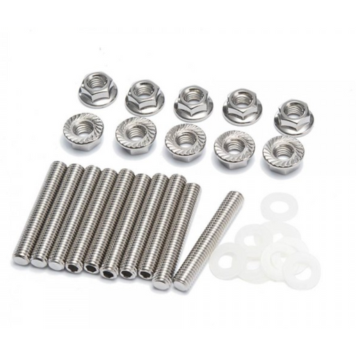EPMAN Extended Intake Manifold Studs Set - D/B/H/F/K Series-Intake Manifolds-Speed Science
