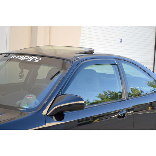 HICUSA Window Visors - EK 2/3dr-Visors-Speed Science