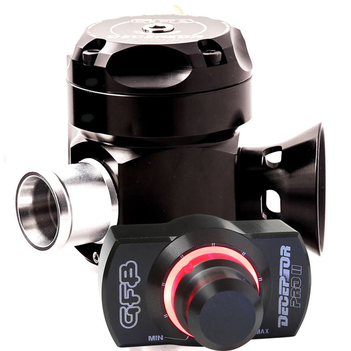 GFB DECEPTOR PRO II (35mm inlet, 30mm outlet)-Blow Off Valves-Speed Science