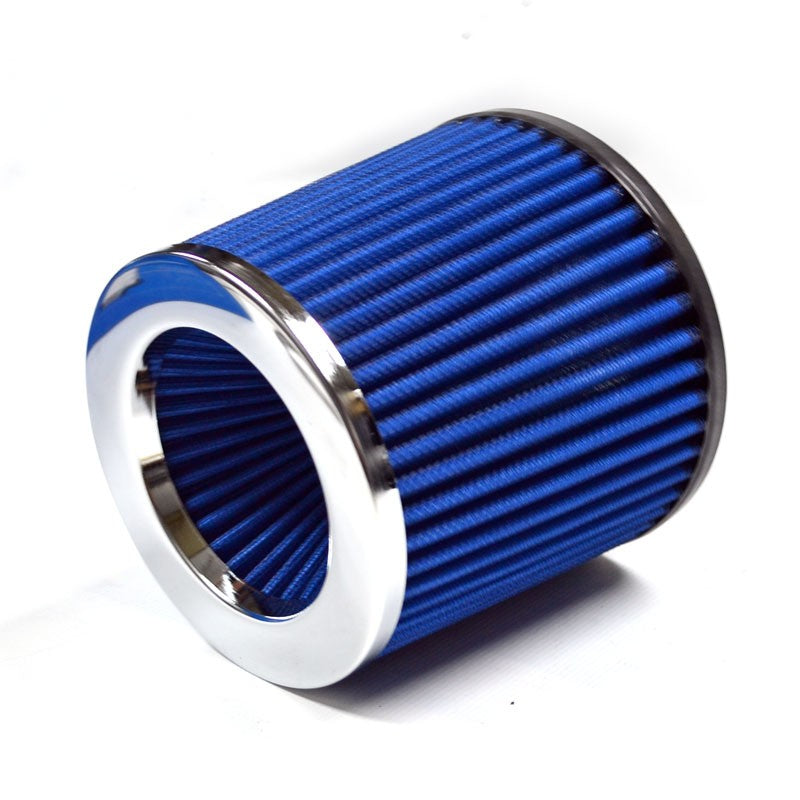 "Simota Urethane Pod Filter - 3"" Inverted Chrome Top-Air Filters-Speed Science"