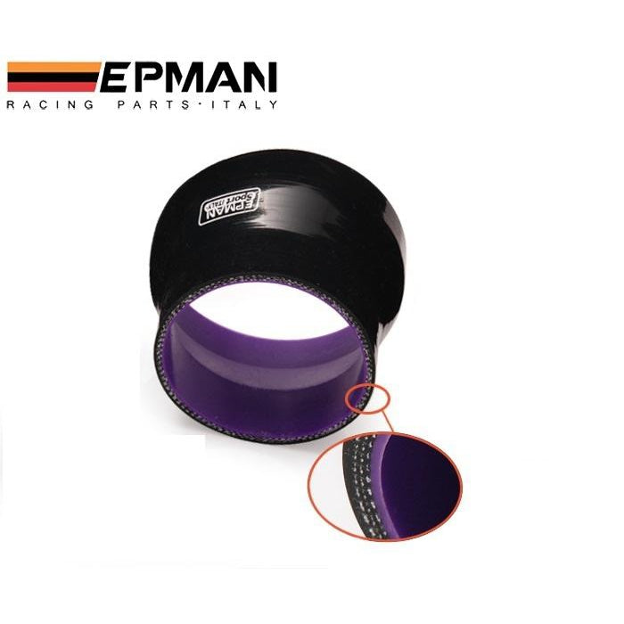 EPMAN Straight Silicone Reducer-Silicone Hose & Clamps-Speed Science