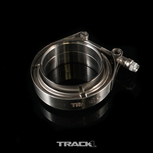K-Tuned Stainless Steel V-Band Assembly