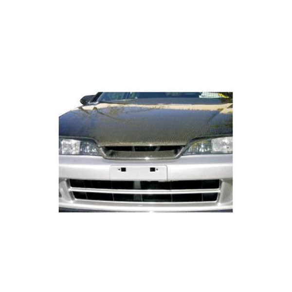 HC Racing Carbon Fibre Grill & Eyebrows Kit - DC2 Facelift