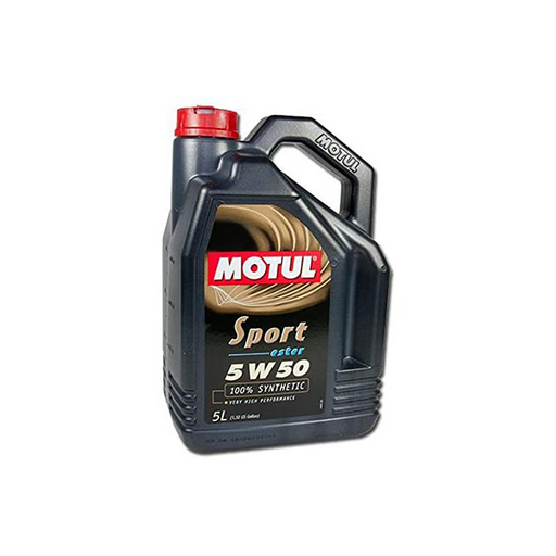 Motul Sport 5W50 Track Day Oil