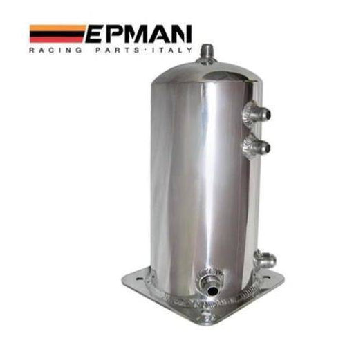 EPMAN Universal Alloy Surge Tank - 2L-Fuel Cells & Surge Tanks-Speed Science