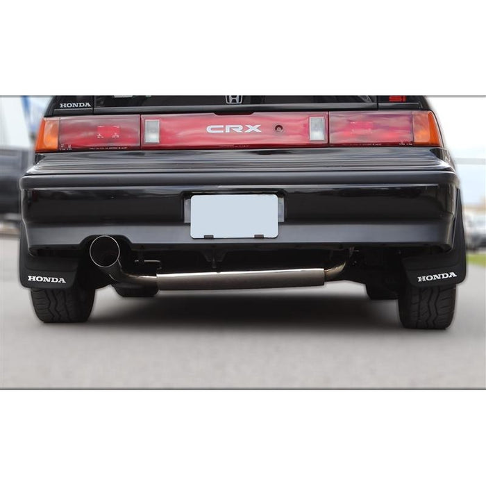 "Yonaka 2.5"" Stainless Catback Exhaust System - EF CRX-Exhaust Systems-Speed Science"