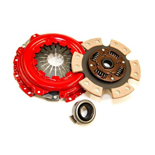 Yonaka 6 Puk Performance Clutch Kit - B Series Hydro-Clutch Kits-Speed Science