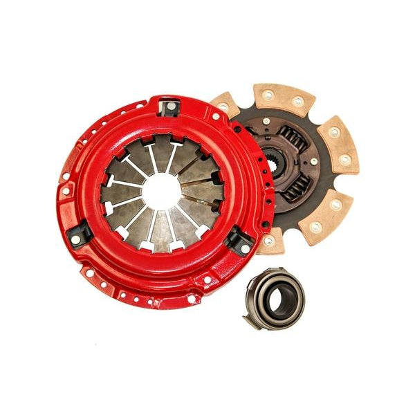 Yonaka 6 Puk Performance Clutch Kit - D Series Hydro-Clutch Kits-Speed Science