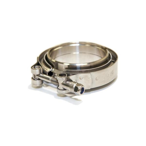 Yonaka Stainless V-Band Flange & Clamp Assembly-V-Band Kits-Speed Science