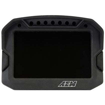 AEM CD-5L Carbon Logging Digital Dash Display (Non-GPS Enabled)