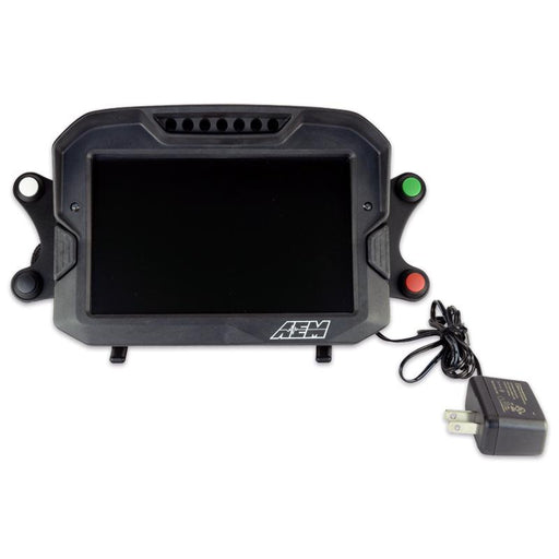 AEM CD-5 Carbon Dash POP Display