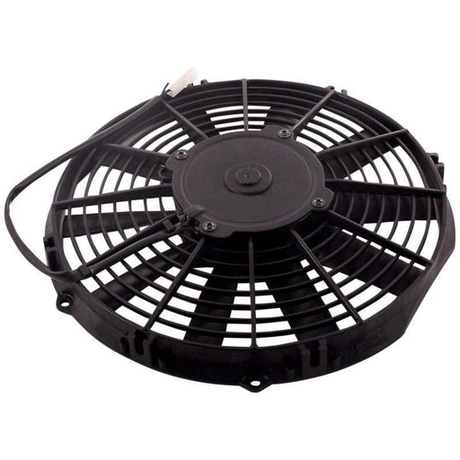 Hybrid Racing Universal Slim Radiator Fan-Radiator Fans-Speed Science