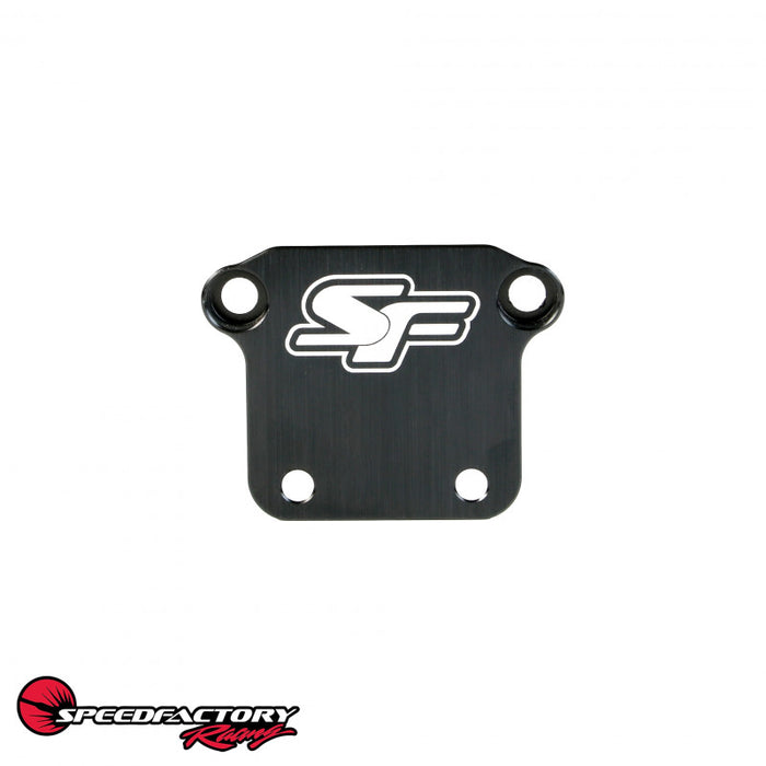 SpeedFactory Racing Billet Weldon Fuel Pressure Regulator Mounting Bracket