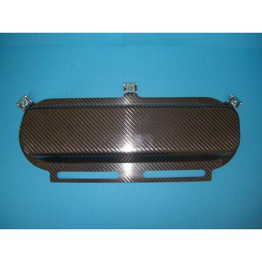 Jenvey Carbon Airbox Backplate-Air Filters-Speed Science