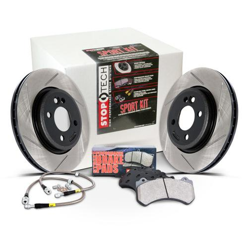StopTech Complete Performance Brake Package - MS3 Gen 1/2-Brake Kits-Speed Science