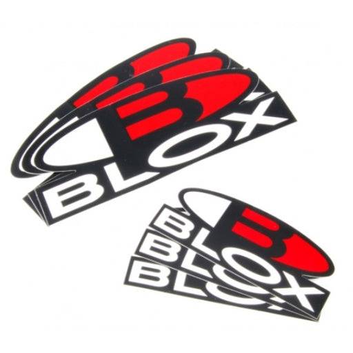 BLOX Racing Printed Decals :: Small
