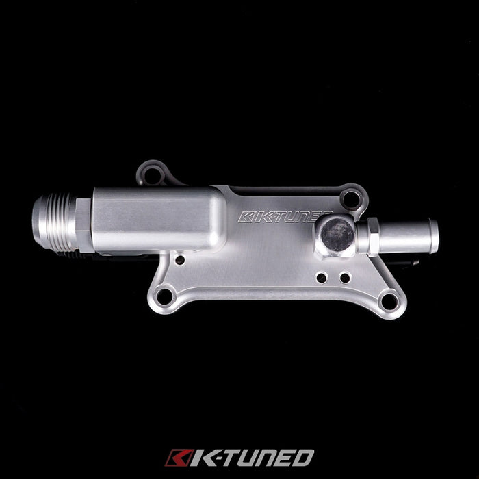 K-Tuned Upper Coolant Housing - K24 & CL7/FD - Straight Inlet-Coolant Housings-Speed Science