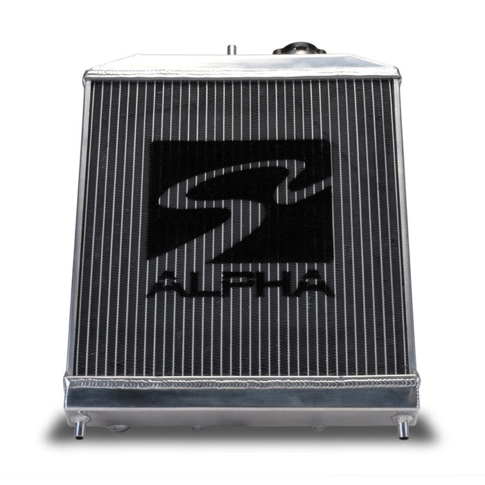 Skunk2 Alpha Radiator - EF Civic/Crx Half Size-Radiators-Speed Science