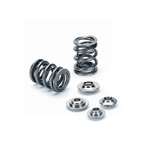 Supertech Dual Valve Spring & Retainer Kit - K Series-Valve Springs-Speed Science