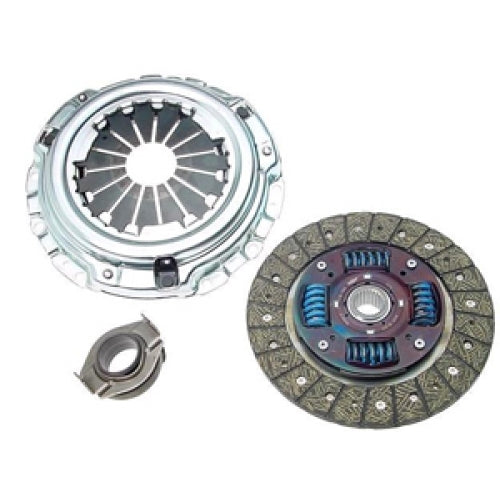 Exedy Heavy Duty Organic Clutch Kit - H Series + F20B-Clutch Kits-Speed Science