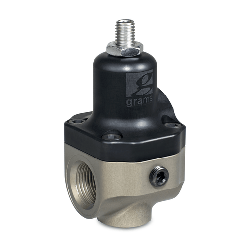 Grams Performance - Fuel Pressure Regulator-Fuel Pressure Regulators-Speed Science