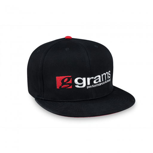 Grams Performance Flex Cap - L/XL - Black