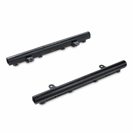 Grams Performance Fuel Rails - 11'-17' Mustang - Black