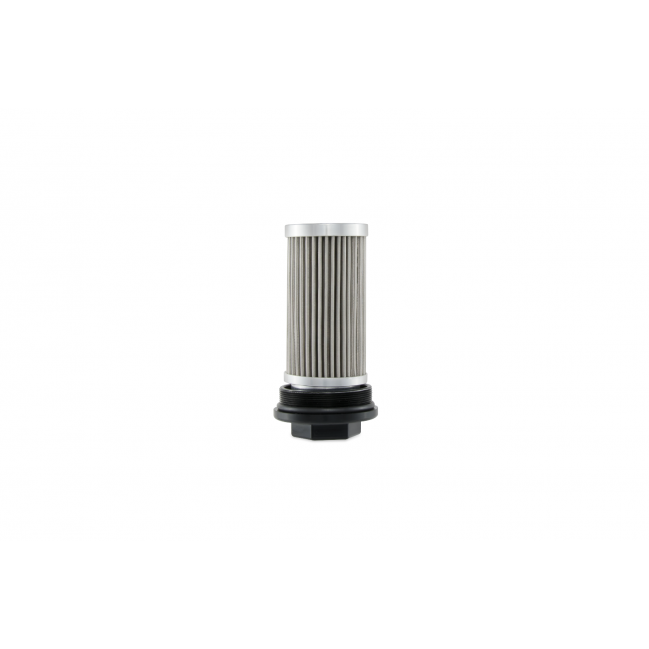 Grams Performance Fuel Filter - 100 Micron w/ -8 AN-Fuel Filters-Speed Science