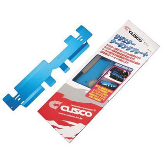 Cusco Radiator Cooling Plate BP9 Legacy-GT Blue