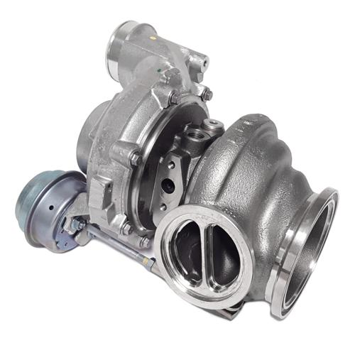 ATP Turbo Turbocharger, Garrett, NEW OEM, BMW, 2010-13 X5M/X6M, 4.4L V8 S63 Engine, RIGHT SIDE