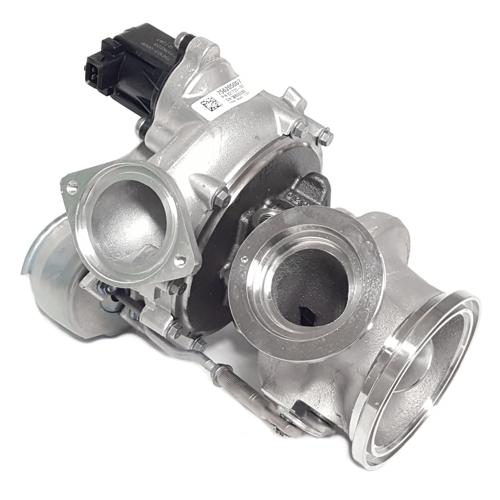 ATP Turbo Turbocharger, Garrett, NEW OEM Factory Stock BMW 2010-15 760i/IL, Twin Turbo 6.0L V12, LEFT or RIGHT