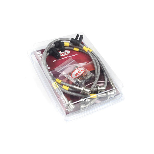 HEL Braided Brake Line Kit - FD2 Type R-Brake Lines-Speed Science