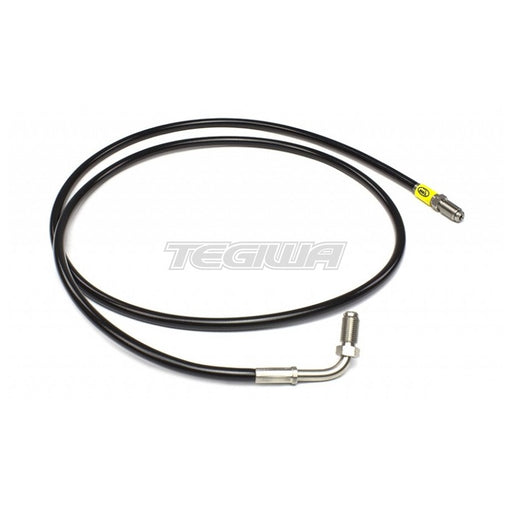 HEL Braided Clutch Line - EG/DC RHD-Clutch Lines-Speed Science
