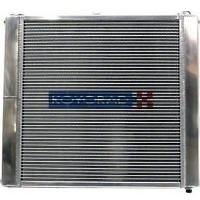 Performance Koyo Radiator, Mazda RX7, FC S5, Dual Pass, 89-92, 48mm, (KH060643U06)
