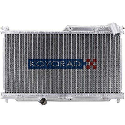 Performance Koyo Radiator, Mazda RX7, FD S6, Dual Pass, 92-95, 48mm, (KH060644NU06)