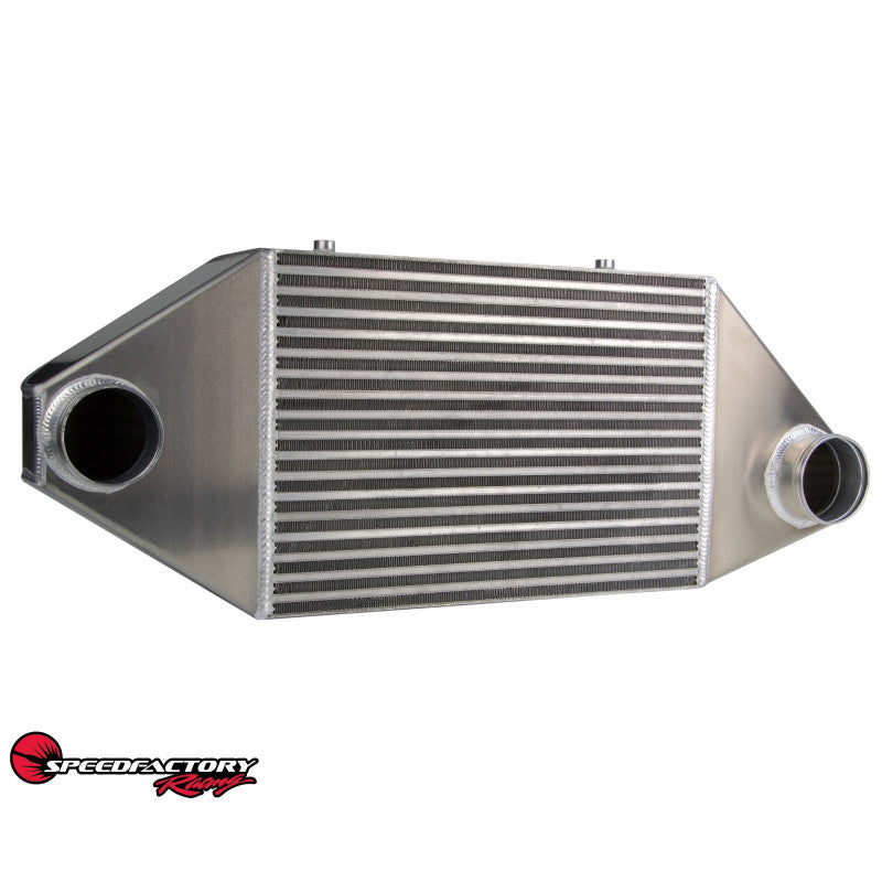 SpeedFactory K-Series SFWD / AWD Air-to-Air Intercooler (1400HP+)