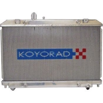 Performance Koyo Radiator, Mazda RX8, 04-08, 36mm, (KV061615R)