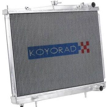Performance Koyo Radiator, Nissan Skyline R34 GTR, 00-02, 48mm, (KH023194)