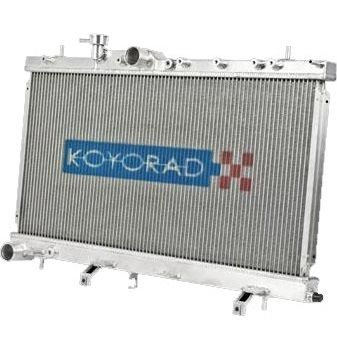 Performance Koyo Radiator, Subaru WRX, Subaru STI, 03-07, 36mm, (KV091672)