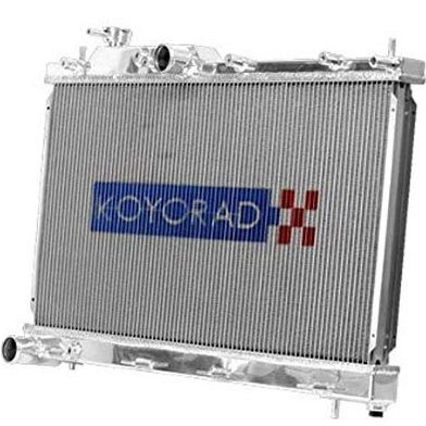 Performance Koyo Radiator, Subaru WRX, STI, 08-19, Liberty GT, 04-09, 36mm, (KV091662)