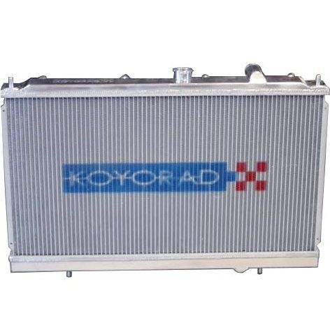 Performance Koyo Radiator, Lancer Evolution 4-6/7-9, 48mm, (KH031610U06)