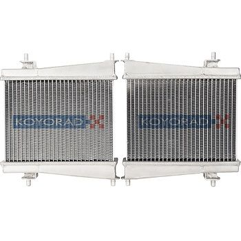 Performance Koyo Radiator, BMW Z4, 3.0L, 2018+, Toyota Supra, 3.0L Engine, 2020+, (KH423660)