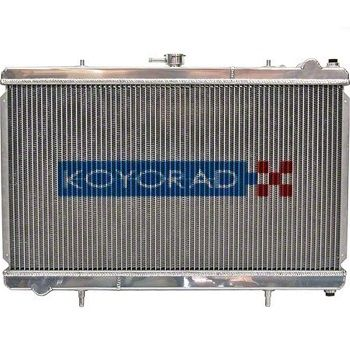 Performance Koyo Radiator, Nissan Silvia, S13, Dual Pass, 48mm, (KH020252NU06)