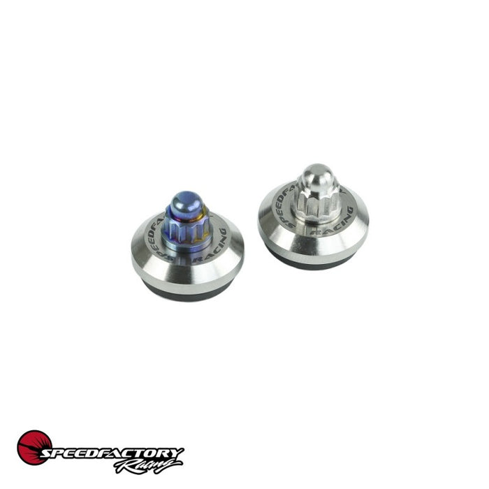 SpeedFactory Titanium Valve Cover Hardware - K Series-Dress Up Bolts & Washer Kits-Speed Science