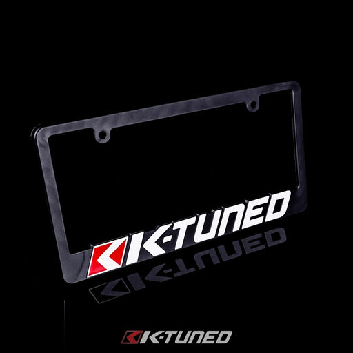 K-Tuned License Plate Frame (USDM Plates)