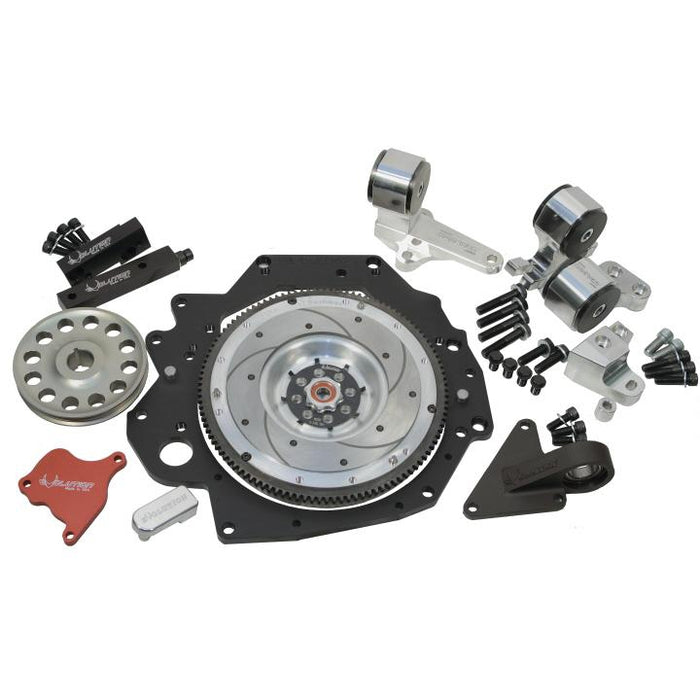 Evolution Industries H2B Swap Kit - EF-Engine Mounts-Speed Science