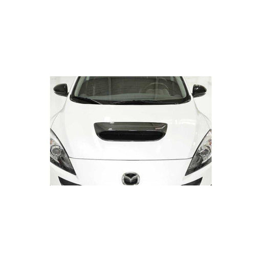 Corksport Carbon Fibre Bonnet Scoop - MS3 Gen 2-Bonnet Scoops & Vents-Speed Science