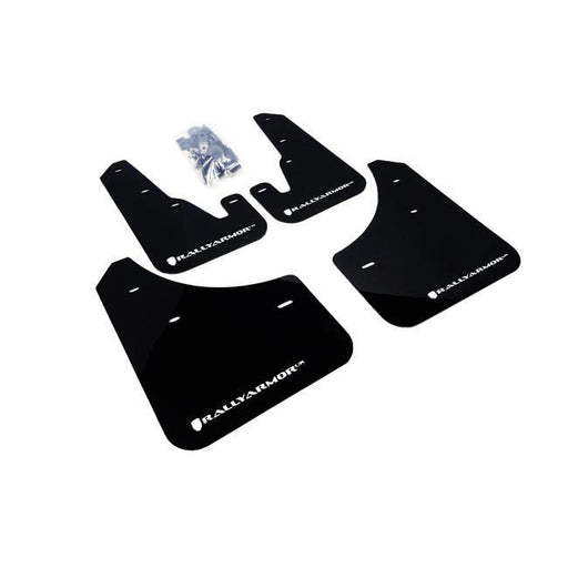 Rally Armor Mud Flap Kit - STI 08-14/WRX 11-14 (hatch only)-Mud Flaps-Speed Science