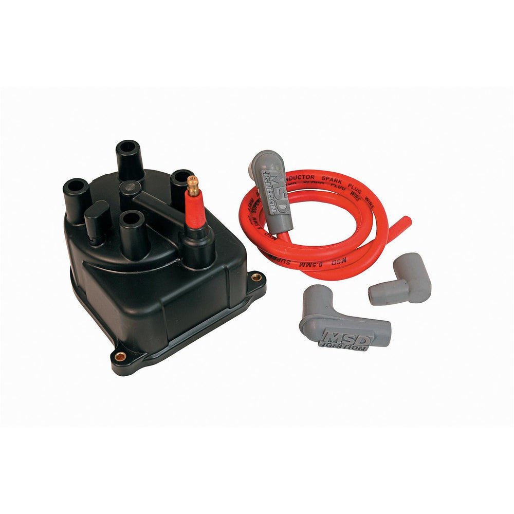 MSD Ignition Distributor Cap - B16A & D/H Series-Distributor Caps & Rotors-Speed Science